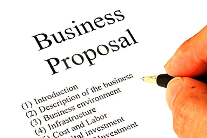 Contoh Proposal Usaha & Bisnis