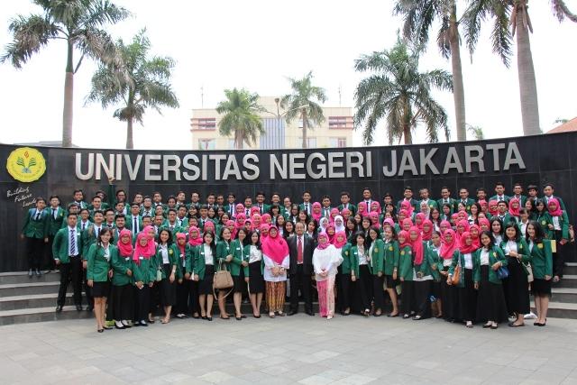 Universitas negeri Jakarta (UNJ)