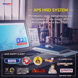 APS HRD SYSTEM - Software HR terbaik