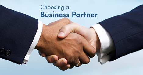 Cari partner bisnis