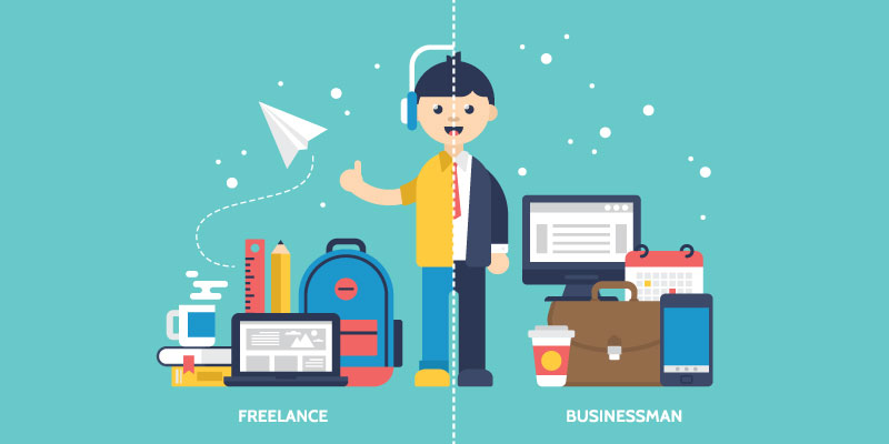 how to become a successful freelance web developer