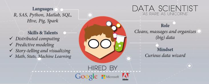 Profesi data scientist