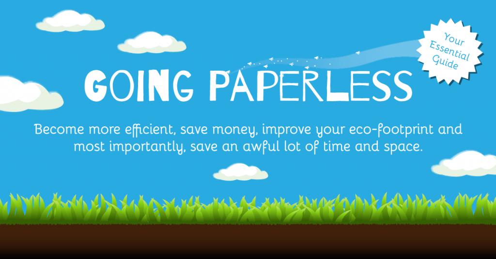 5 Langkah Jitu Perusahaan Menjadi Paperless Office