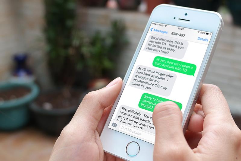 Aturan Mengirim SMS pada Customer