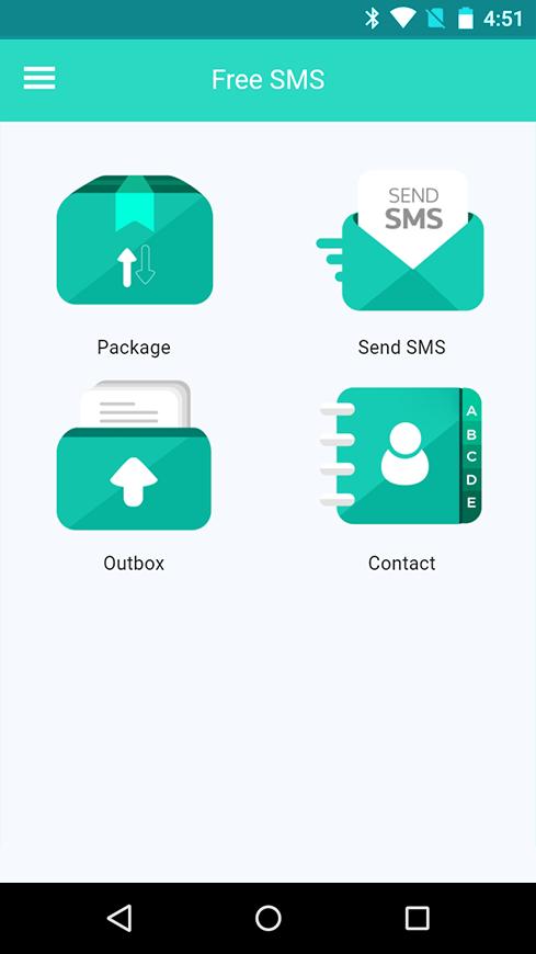 Halaman Utama FOX FREE SMS- SMS Gratis ke semua operator