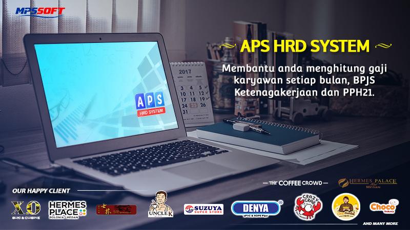 APS HRD SYSTEM - SOFTWARE HR & PAYROLL TERBAIK