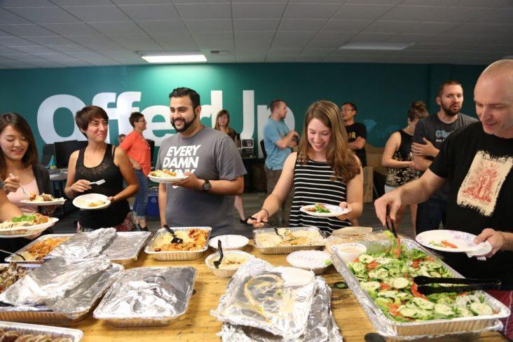 Apa Manfaat Menyediakan Makan Siang Bagi Karyawan