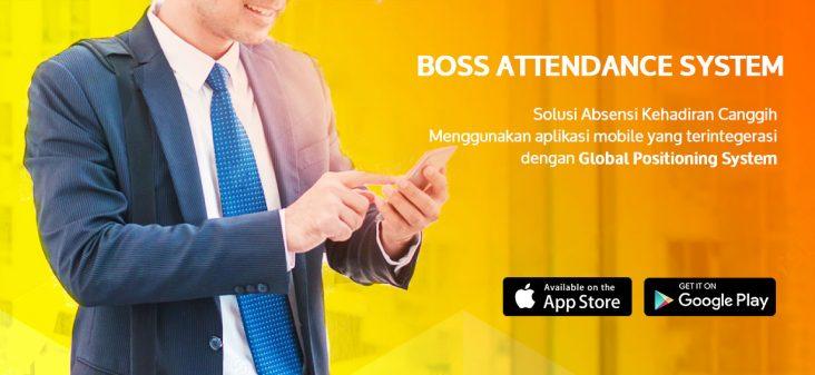 Boss Attendance System, Aplikasi Absensi Online Terbaik