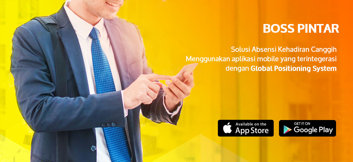 Boss Pintar - Aplikasi Absensi terbaik