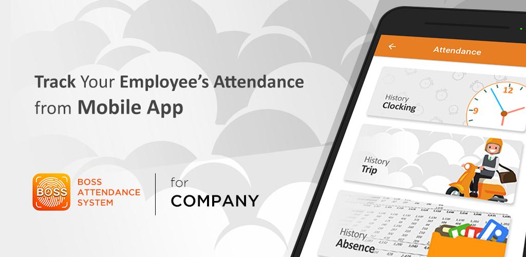 Boss Attendance Company - Aplikasi Absensi Terbaik 1