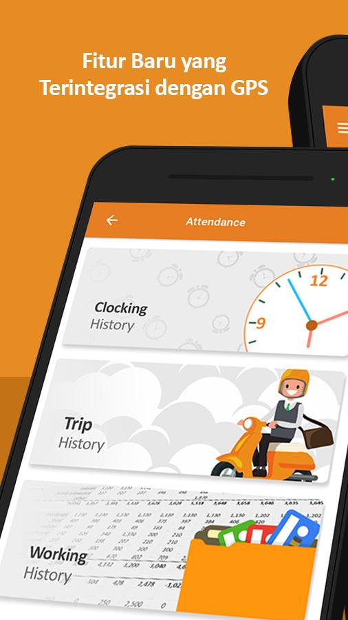 Boss Attendance Company - Aplikasi Absensi Terbaik 4