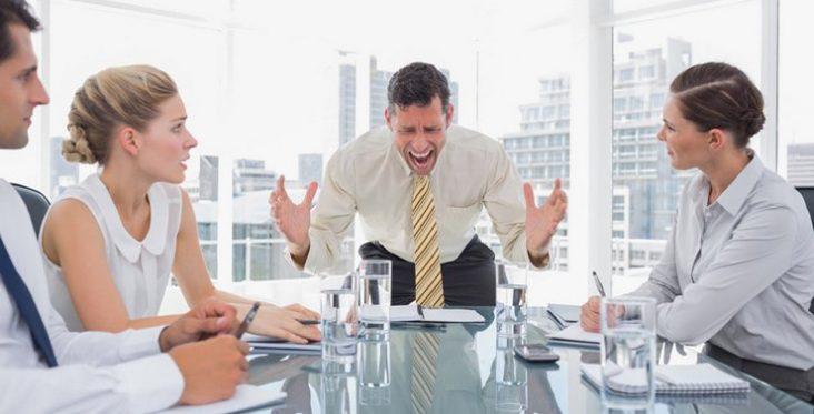 Karyawan jika Tidak Menyukai Anda