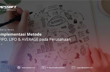 Implementasi Metode FIFO, LIFO & AVERAGE Pada Perusahaan