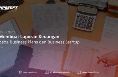 Membuat Laporan Keuangan Pada Business Plans dan Business Startup