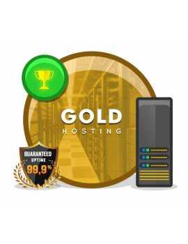 GOLD HOSTING 5000 MB