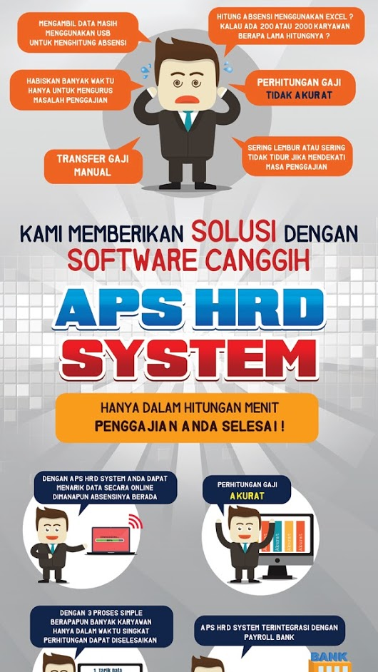Software Payroll/Penggajian/ HR