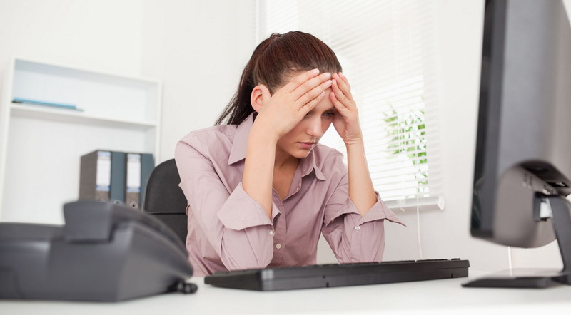 produktivitas karyawan menurun