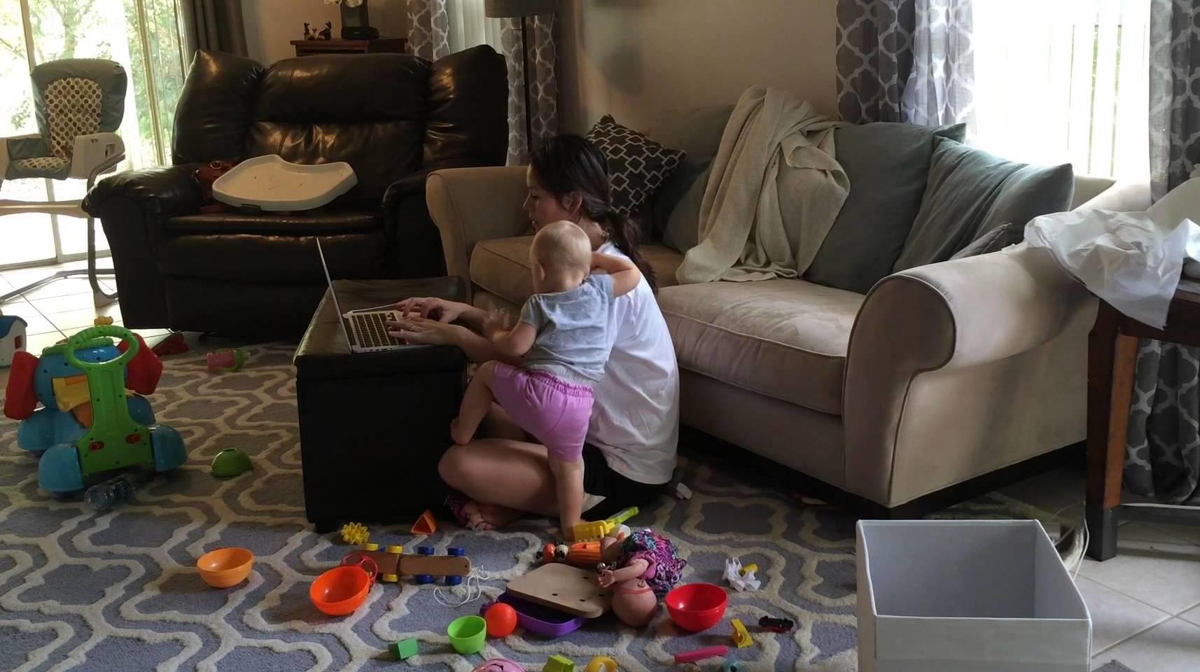 Masalah bekerja di rumah