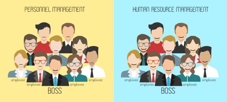 Perbedaan HR Dengan Personalia