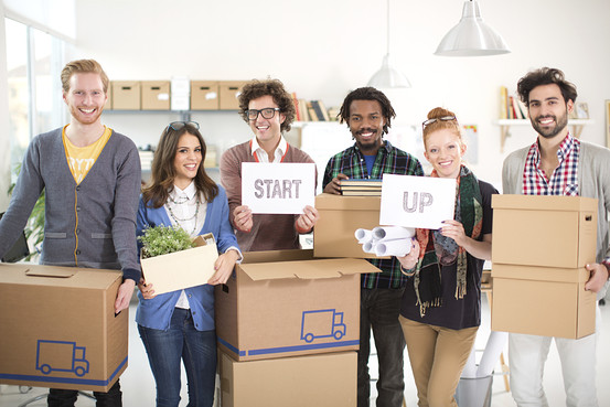 3 Keuntungan Bekerja didalam Perusahaan Startup