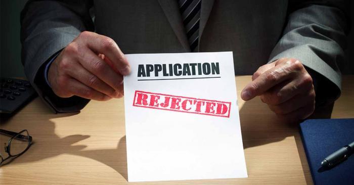 3 Penyebab Mengapa Perusahaan tidak Memilih Anda Menjadi Karyawan