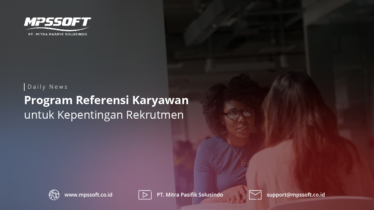 Program Referensi Karyawan Untuk Kepentingan Rekrutmen