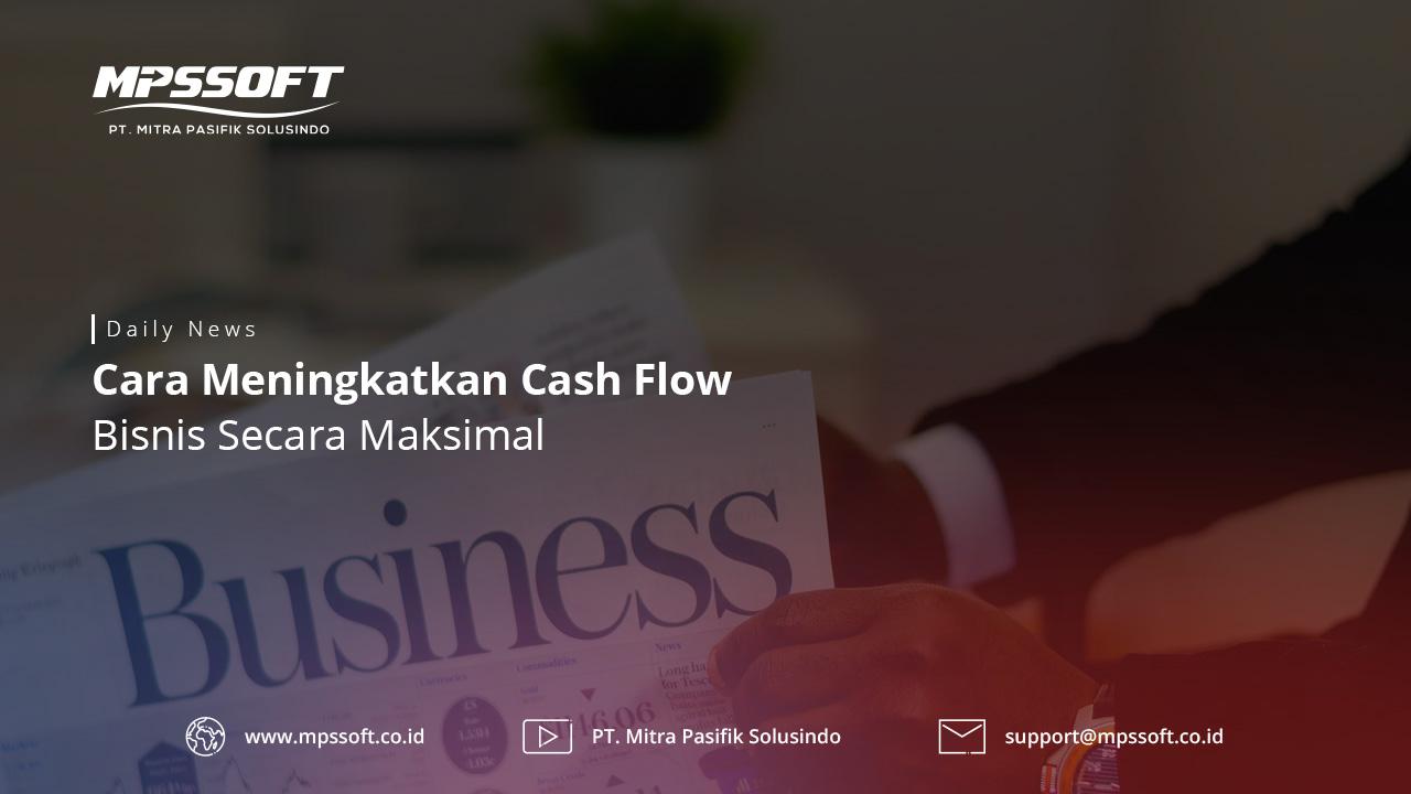 Cara Meningkatkan CashFlow